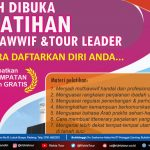 Rizkia Tour & Travel Buka Akademi Mutawwif & TL (Tour Leader)